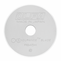 Rotary Cutter Blade - 45mm - Endurance (Olfa)