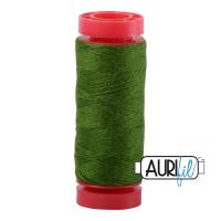 Aurifil Wool 12wt, Col. 8962 Chartreuse