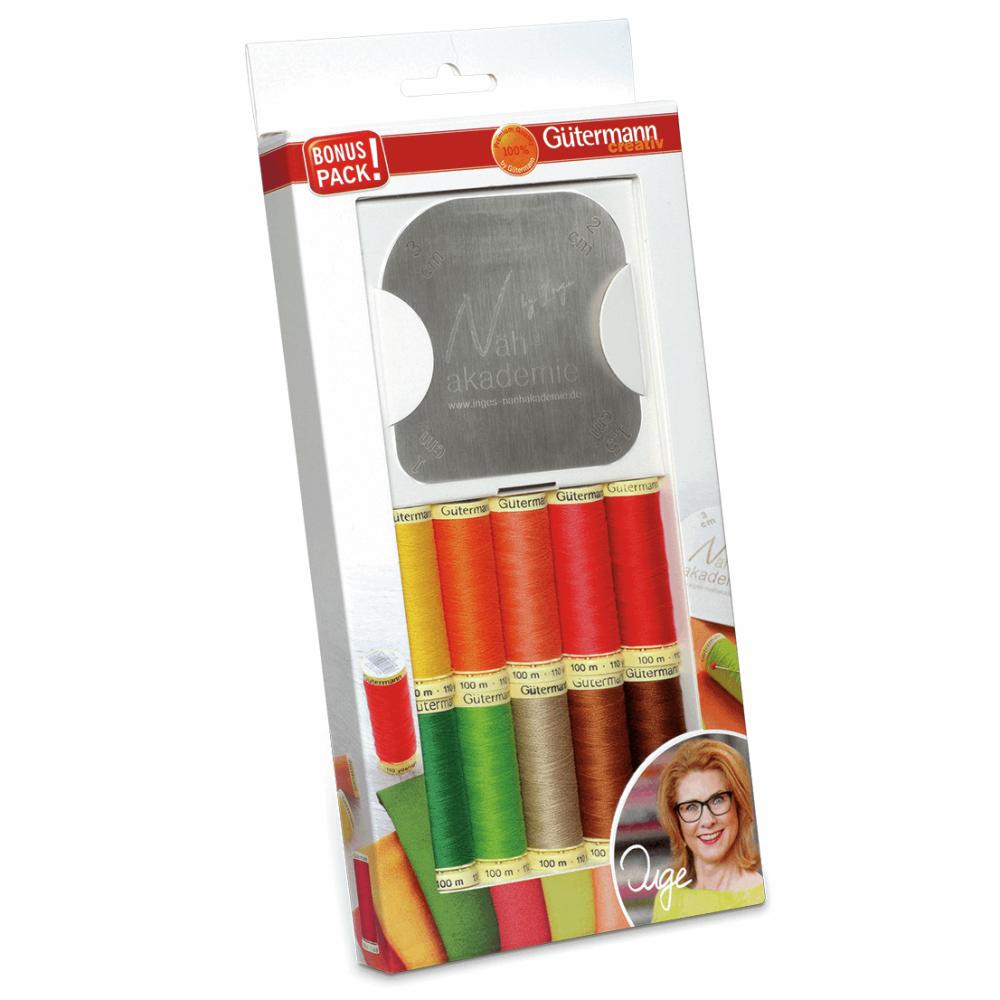 Thread Set - Sew-All 100m x 10 + Sewing Contour