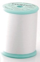 Brother Embroidery Bobbin Thread #90 - White - (Embroidery only models)