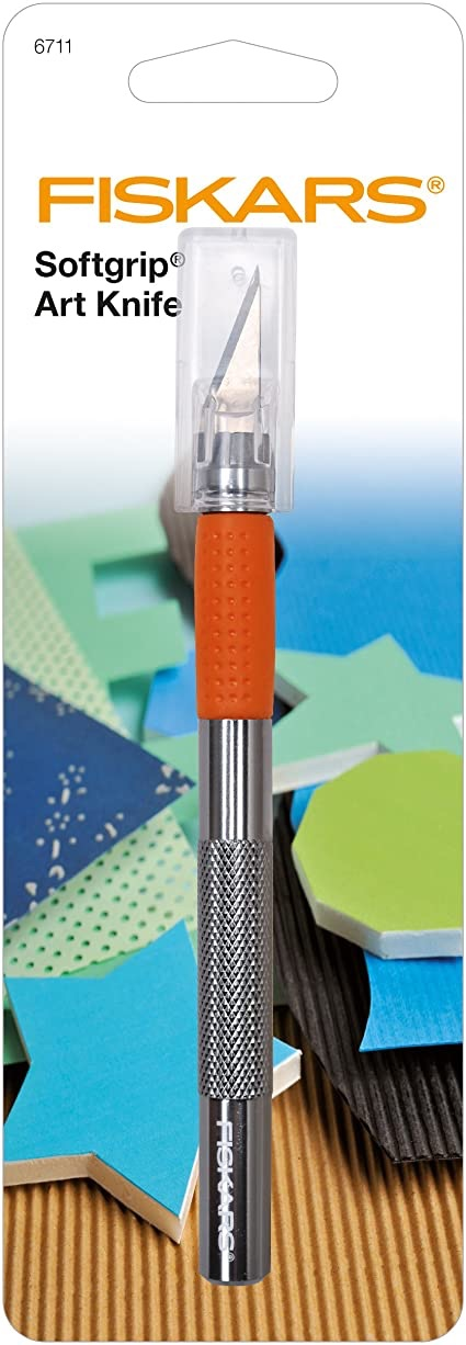 Knife - Softgrip Art Knife