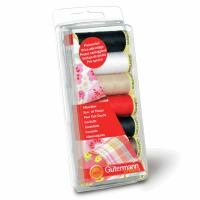 Gutermann Thread Set - Sew-All 100m x 7 (Basics)
