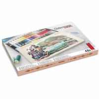 Gutermann Thread Set - Nostalgic Box '1895' - Sew-All 100m x 48