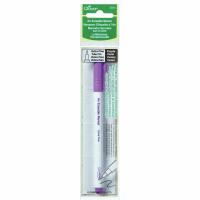 Air Erasable Fabric Marker - Extra Fine - Purple (Clover)