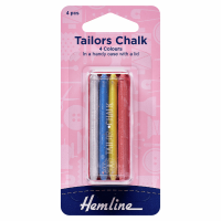 Tailors Chalk - 4 Colours (Hemline)
