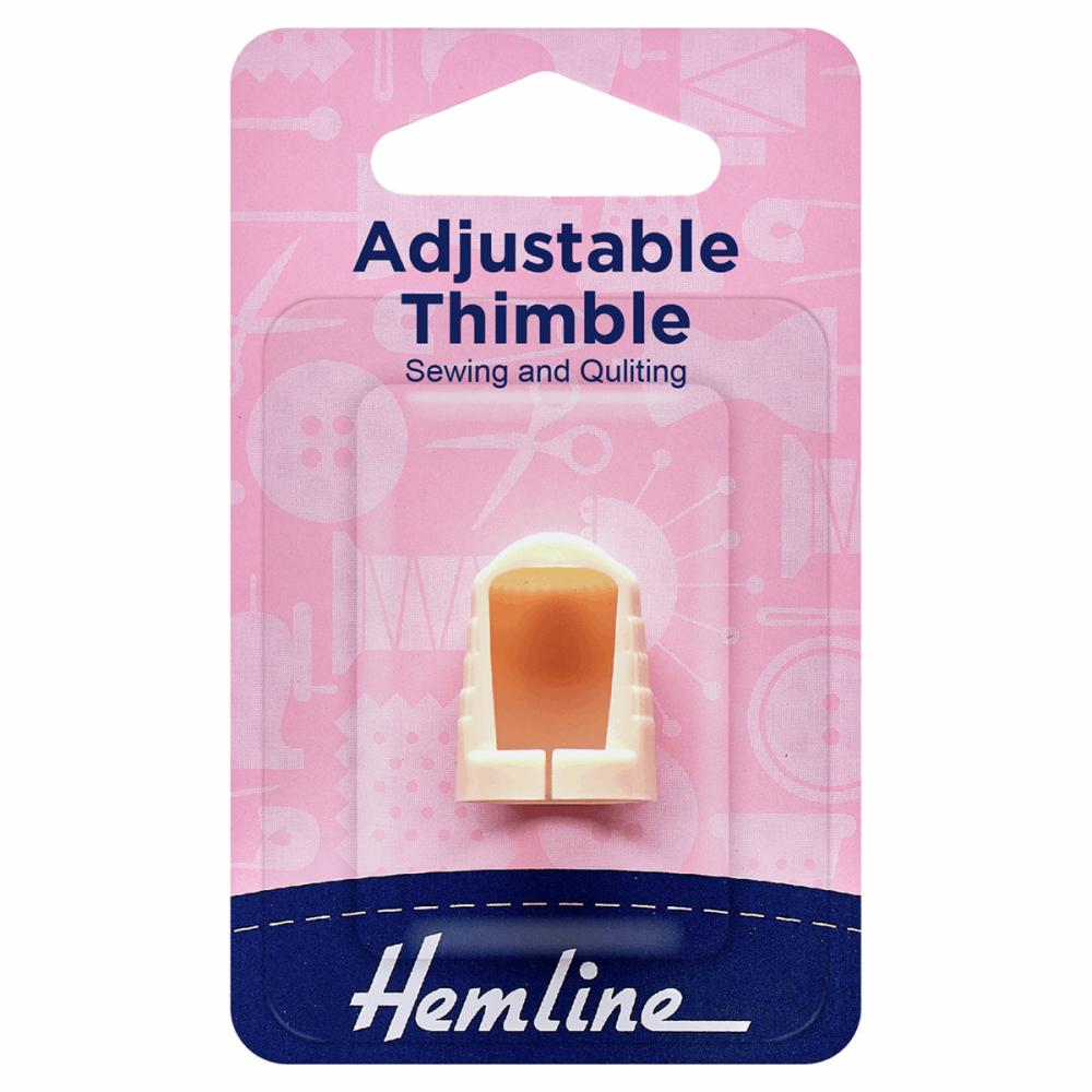 Adjustable Thimble (Hemline)
