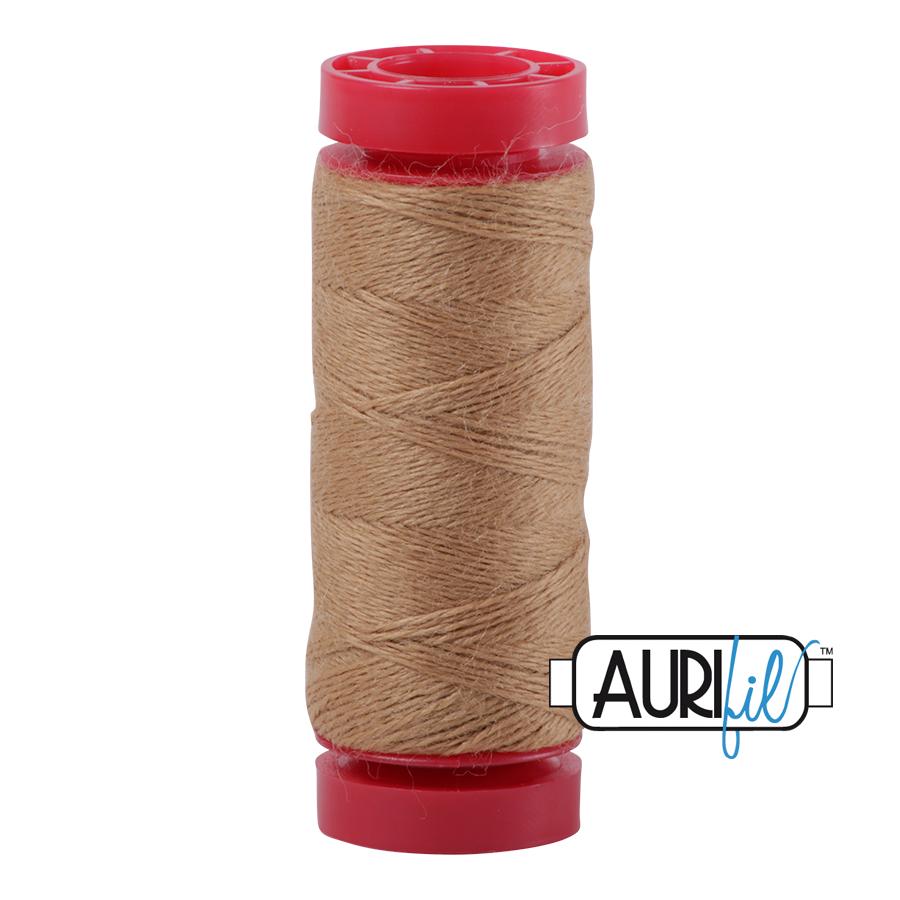 Aurifil Wool 12wt, Col. 8323 Buckwheat
