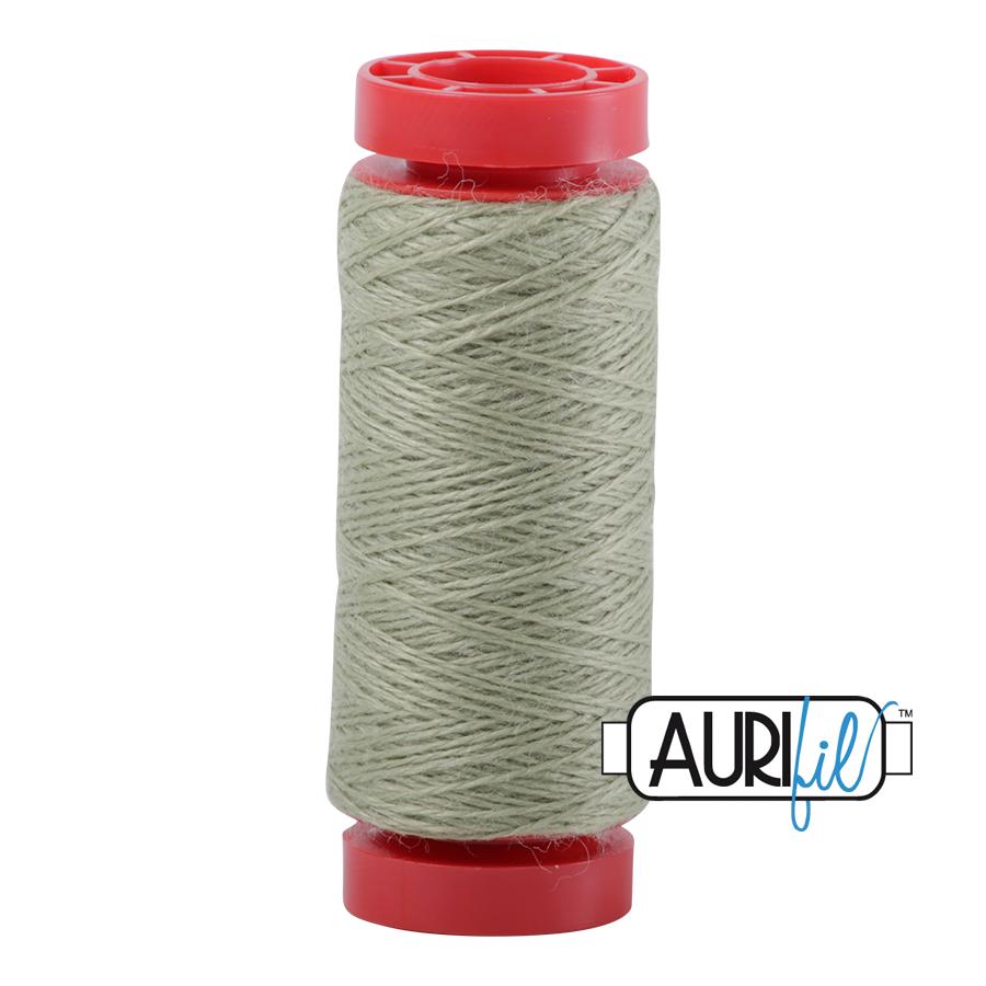 Aurifil Wool 12wt, Col. 8956 Oriental Sage