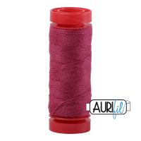 Aurifil Wool 12wt, Col. 8442 Mauvelous