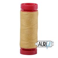 Aurifil Wool 12wt, Col. 8130 Butter
