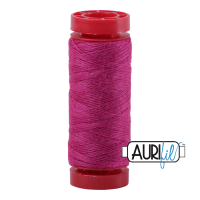 Aurifil Wool 12wt, Col. 8530 Puce