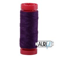 Aurifil Wool 12wt, Col. 8551 Purple