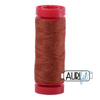 Aurifil Wool 12wt, Col. 8334 Cinnamon