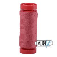 Aurifil Wool 12wt, Col. 8433 Melon Berry