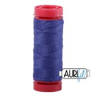 Aurifil Wool 12wt, Col. 8543 Dark Lilac
