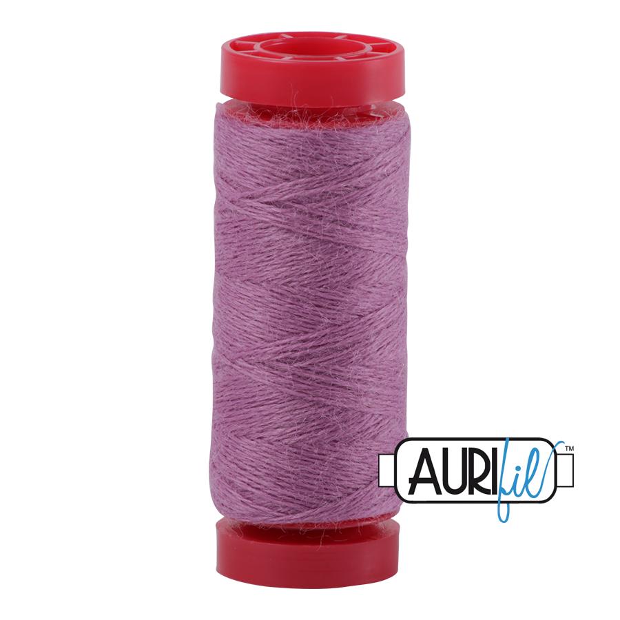 Aurifil Wool 12wt, Col. 8553 Dark Lavender