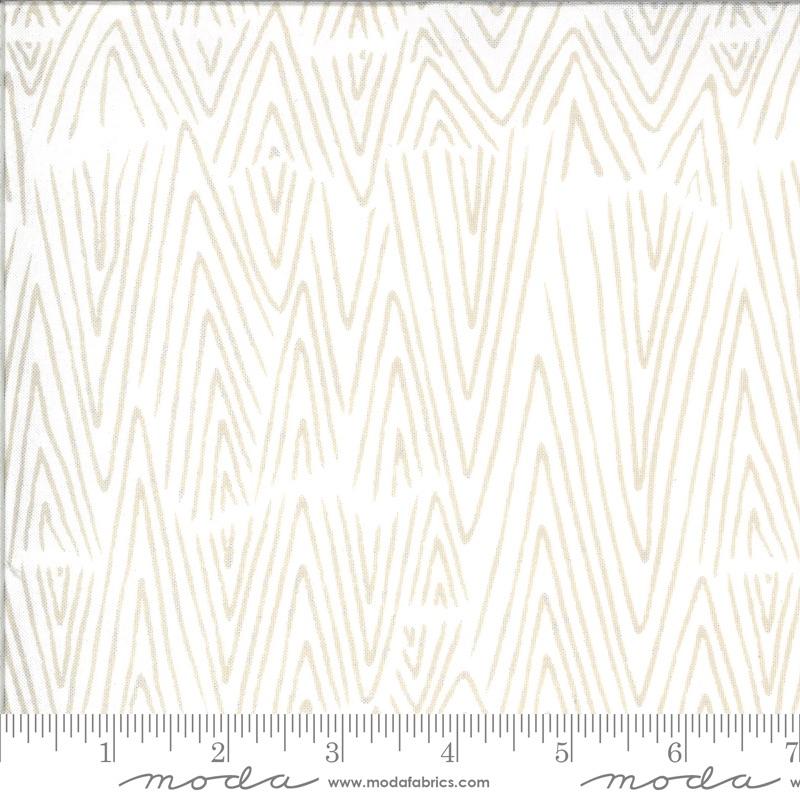 Moda - Zoology - Mud Cloth - 48302 11 (Ivory Feather)