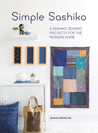 Simple Sashiko  by Susan Briscoe