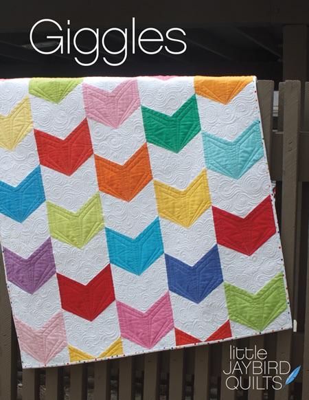 Giggles - Jaybird Quilts Patterns