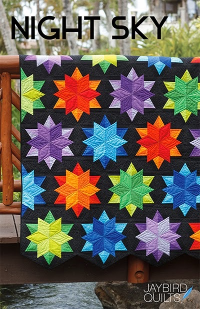 Night Sky - Jaybird Quilts Patterns