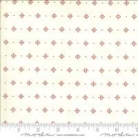 Moda - Redwork Gatherings - Album - 49118 11 (Cream)