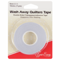 Wash Away Quilter's Tape (Sew Easy)