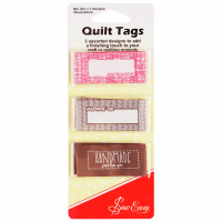 Quilt Tags - Handmade