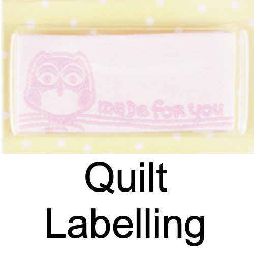 Quilt Labelling