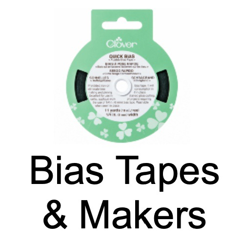 Bias Tape & Makers