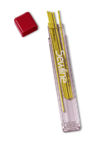 Mechanical Fabric Pencil Refills - Yellow (Sewline)
