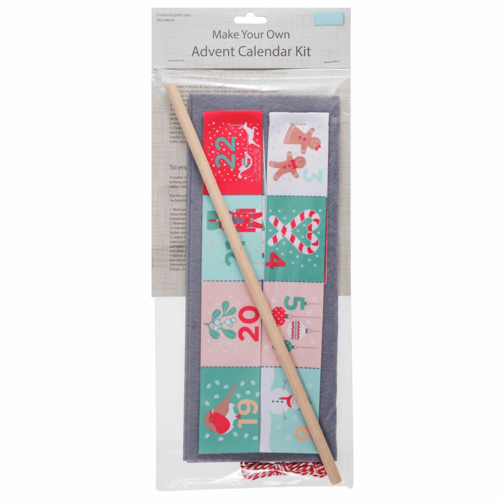 Make-Your-Own Advent Calendar Kit