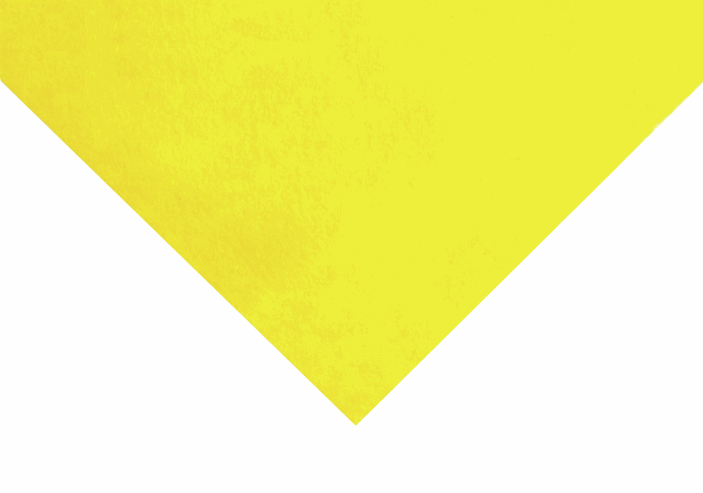 Felt - Yellow (70% viscose, 30% wool)
