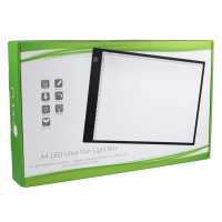 LED Light Box - Ultra-Thin - A4 (PURElite)