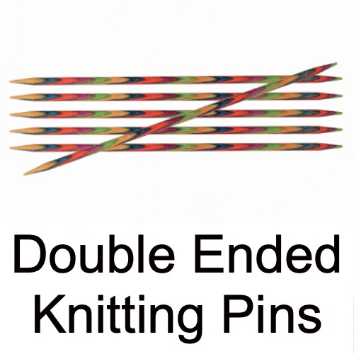 Double Ended Knitting Pins