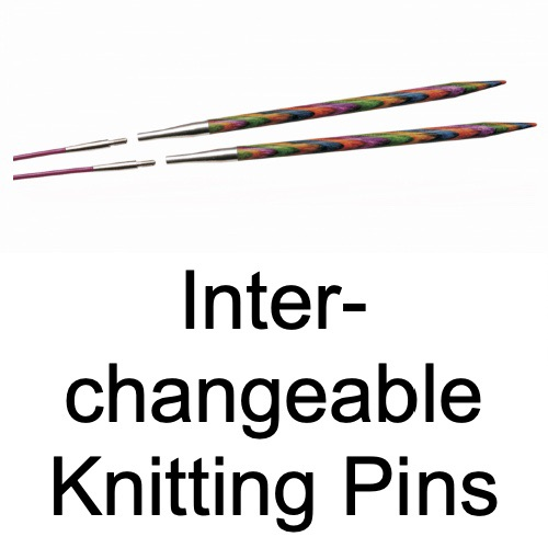 Interchangeable Knitting Pins