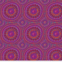 Kaffe Fassett - Backing Fabric - Mandala - Pink - QBGP003.2PINK