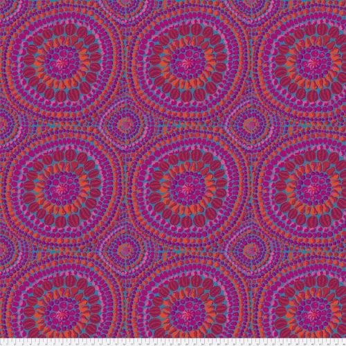 Kaffe Fassett - Backing Fabric - Mandala - Pink - QBGP003.2PINK