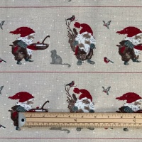 Hessian - Santa's Cat