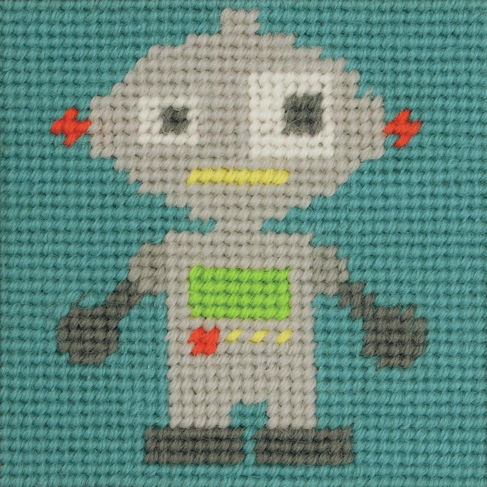 Tapestry Kit - 1st Kit - Robot (Anchor)