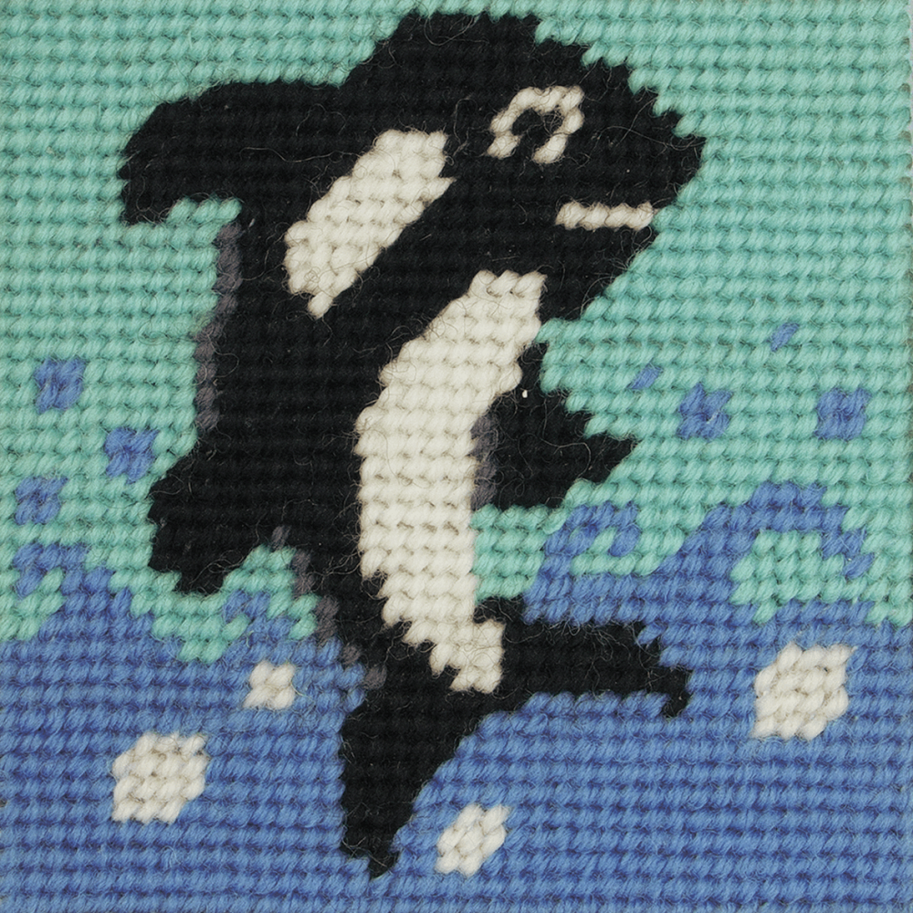 Tapestry Kit - 1st Kit - Orca Whale (Anchor)