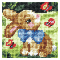 Needlepoint Kit - My First Embroidery - Springtime (Orchidea)