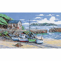 Tapestry Kit - Mullion Cove, Cornwall (Anchor)