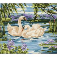 Tapestry Kit - Swans (Anchor)