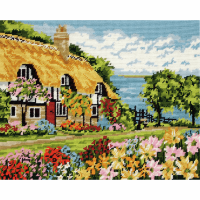 Tapestry Kit - Seaview Cottage (Anchor)