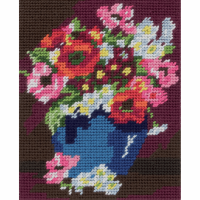 Tapestry Kit - Flower Vase (Anchor)