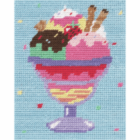 Tapestry Kit - Ice Cream Sundae (Anchor)