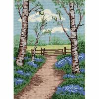 Tapestry Kit - Bluebell Walk (Anchor)