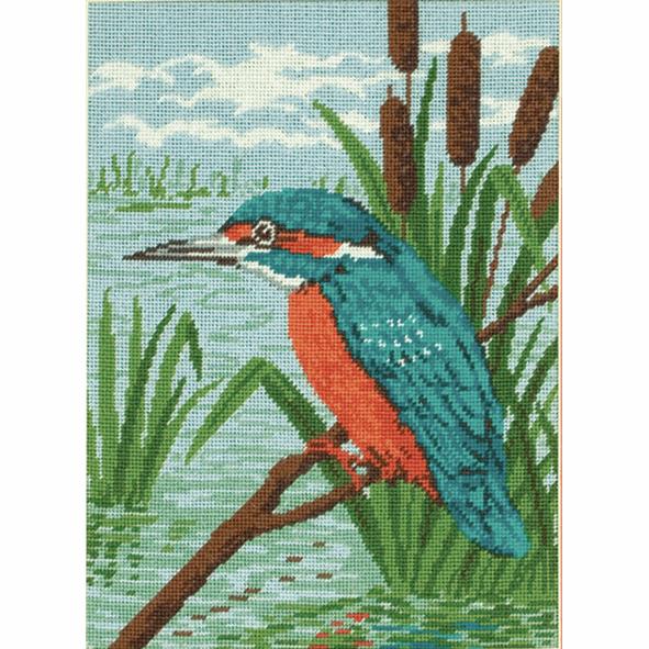 Tapestry Kit - Kingfisher (Anchor)