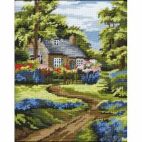 Tapestry Kit - Spring Scene (Anchor)