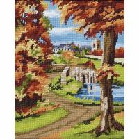 Tapestry Kit - Autumn Scene (Anchor)